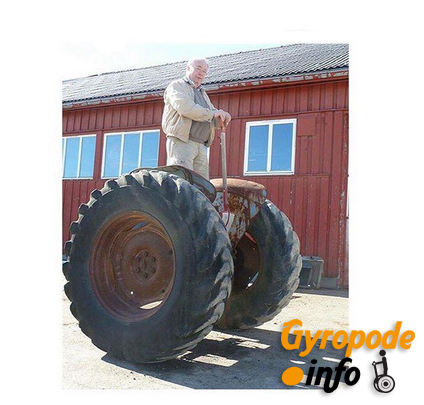 gyropode segway info fun