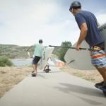 OneWheel le skateboard électrique un peu particulier