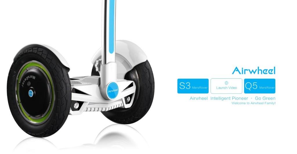 Gyropode Airwheel S3