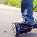 Notre avis et nos tests du CjW Electric Scooter Unicycle