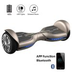 Evercross Q3 : l'hoverboard connecté en bluetooth !